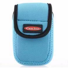Cam. inn Digital Tas Kamera Case Tali Bahu untuk Canon SX720 SX710 SX700 SX170 SX160 G9X G7X G7XII G16 G15 SX280 SX275 SX260 SX230