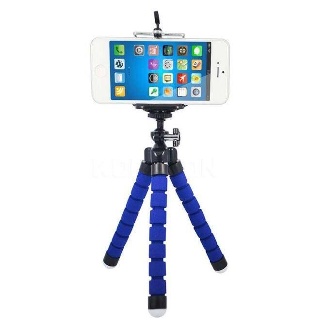 Icantiq Universal Mobile Car Phone Holder 360 Rotation for Smartphone Model WN 1080 / Penyanggah.