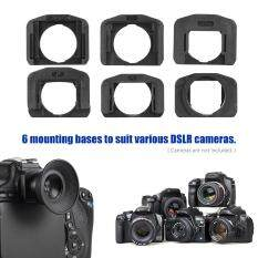 Kamera Zoom Jendela Bidik Lensa Kaca Pembesar Eyecup Perlengkapan untuk Canon EOS 70D 60D 50D
