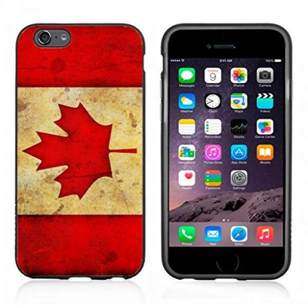 Canada Canadian Flag Grunge Case / Cover For Iphone 6 or 6S by Atomic Market - intl