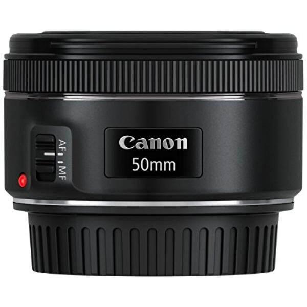 Canon EF 50 Mm F/1.8 STM-Versi Internasional (TANPA JAMINAN)-Internasional