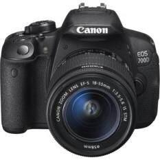 Canon EOS 700D EF-S 18-55mm 3.5-5.6 IS STM Digital Camera Kit - International Version