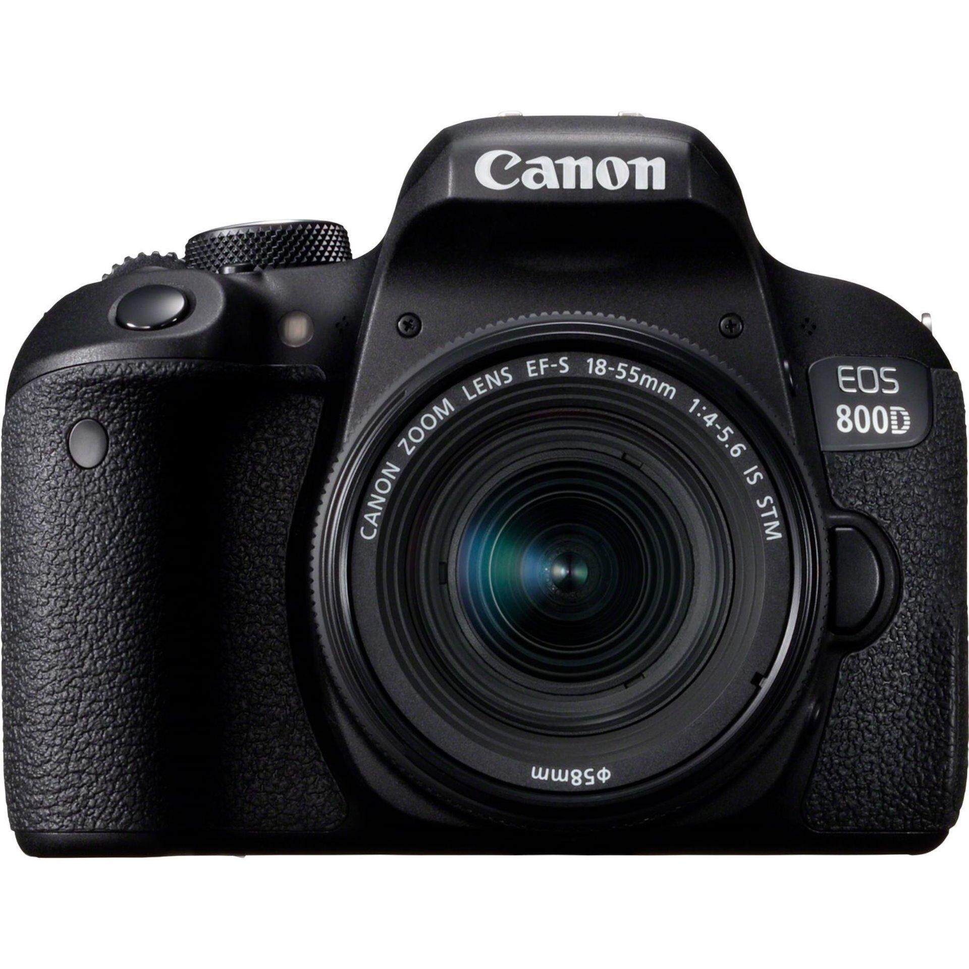Canon EOS 800D DSLR Camera with 18-55mm IS STM Lens