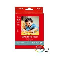 CANON MP-101 4R (120 sheets) MATTE PHOTO PAPER(170g/m2) Malaysia