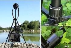 Canon SLR Single Camera 700D70D80D650D 60D6D 5D3 1300D Three Tripod