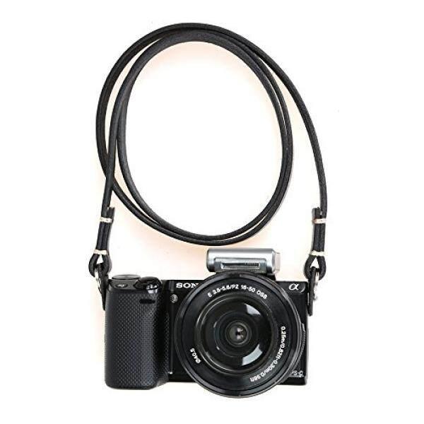 Canpis Universal Cincin Aus Echtem Leder Kamera Schulter Umh? Ngeband F? R Leica Sony Dll-Intl