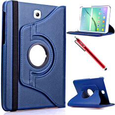 MYR 42. Case for Samsung Galaxy Tab S2 8.0 inch SM-T715 PU Leather 360 Degrees Rotating Flip Stand ...