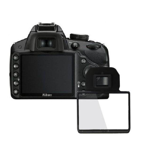 Century Accessory GGS III 3rd Gen DSLR LCD Screen Protector Anti-dust for Nikon D3200 Camera - intl