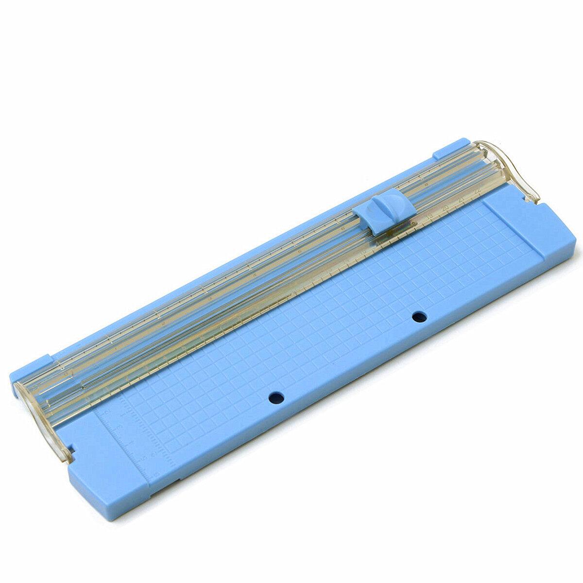 Channy A4/A5 Precision Paper Card Art Trimmer Photo Cutter Cutting Mat Blade Ruler UK NEW - intl