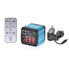 USTORE 14 MP TV HDMI USB C-mount Digital Microscope Camera TF Card Video Recorder DVR