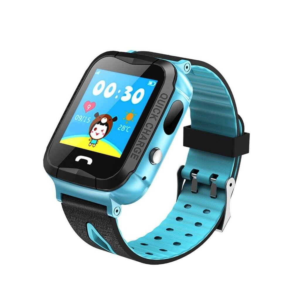USTORE V6 Smart Watch Camera Anti Lost Monitor SOS Waterproof Kids Watch