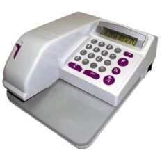 Cheque Writer Checkwriter Machine (8 Years Warranty ) By Happy Shop..