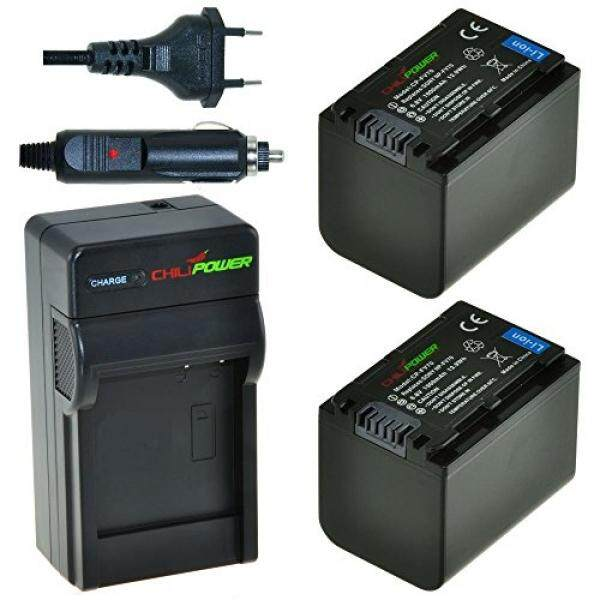 "Chilipower NP-FV70 Kit: 2x Akku + Ladeger? T F? R Sony DCR-SR68, SR88, SX45-> SX85, FDR-AX100, HDR-CX110-> CX900, HC9, PJ10-> PJ810, TD10-> TD30V, XR160-> XR550V, HXR-NX3D1U, NX30U, NX70U, NEX-VG10-> VG900-Intl""></p> <h2>Chilipower NP-FV70 Kit: 2x Akku + Ladeger? T F? R Sony DCR-SR68, SR88, SX45-> SX85, FDR-AX100, HDR-CX110-> CX900, HC9, PJ10-> PJ810, TD10-> TD30V, XR160-> XR550V, HXR-NX3D1U, NX30U, NX70U, NEX-VG10-> VG900-Intl</h2> <p>Barang ini di jual oleh ltong melalui Lazada dan akan dikirim dari Korea Selatan.</p> </div> <div class="