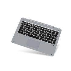 Chuwi Hi13 Separable Keyboard With Magnetic Docking (Grey) Malaysia