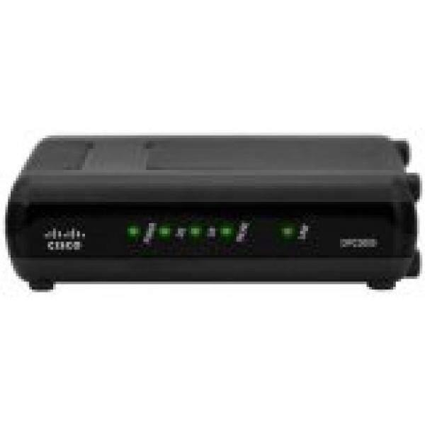 Cisco DPC3000 DOCSIS 3.0 Modem Kabel (Tidak Kompatibel dengan Comcast)-Intl