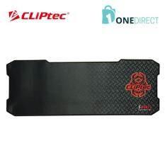 CLiPtec SAURIS Gaming Mouse Mat-RGY336 (Black) Malaysia