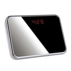 Jam Kamera DVR WCH-10C dengan Tidak Terdeteksi Lensa + Motiondetect (Hitam)