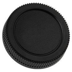 Cocotina 5pcs Plastic Black Rear Lens Cap For Micro 4/3 E-P3 E-Pl3 E-Pm1 Gf3 G3 Gf2 By Health Care Bay.