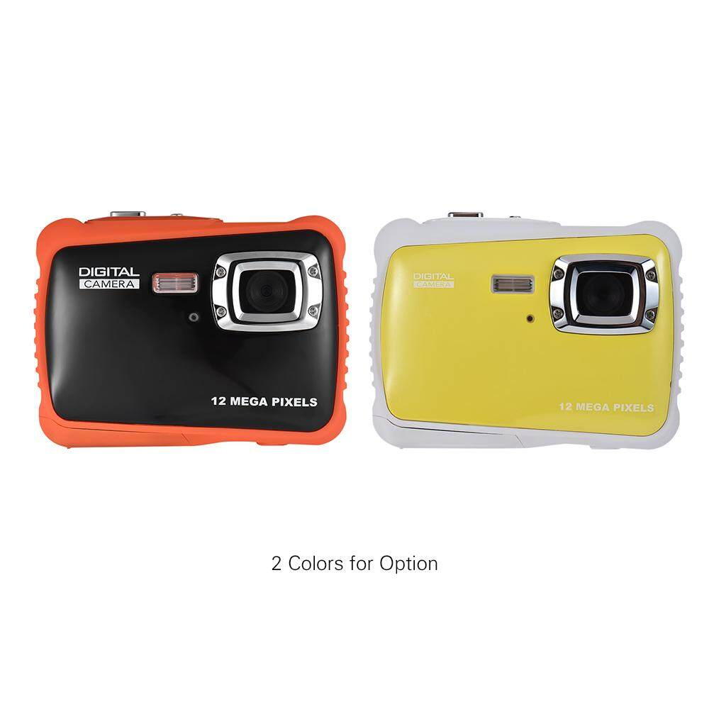 Compact Size 720P HD Digital Camera Camcorder 5MP - intl