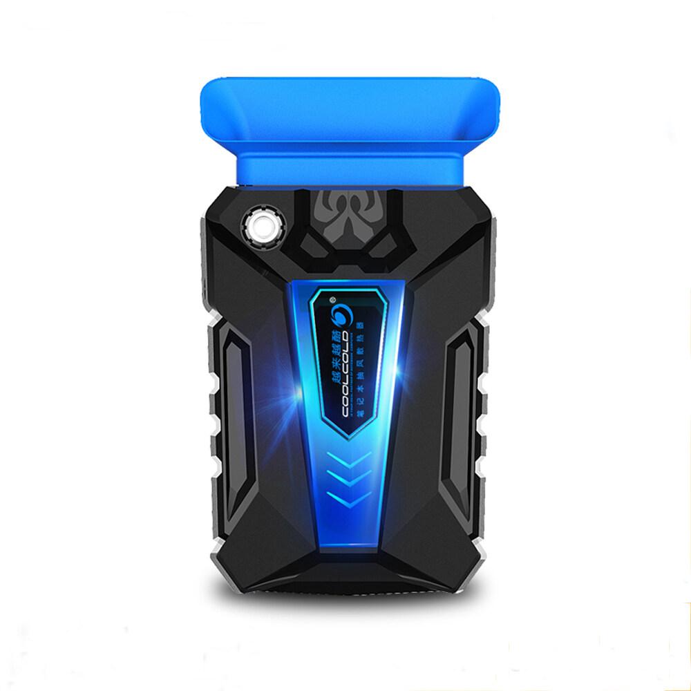 Keren Cold Portabel Rendah Kebisingan Diam USB Mengkopi Laptop Buku Catatan Cooler Penggemar Pendingin Radiator dengan