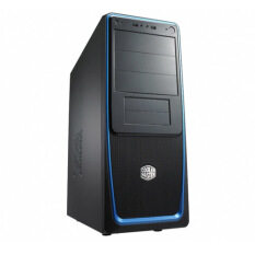 Cooler Master Elite 311 ATX Casing - Blue RC-311B-BWN3 (With USB3.0 Front Panel) Malaysia