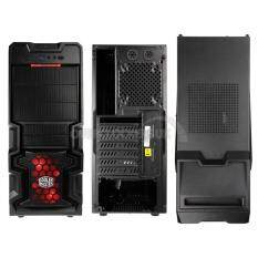 Cooler Master K380 Gaming ATX Mid Tower Chassis Casing Malaysia