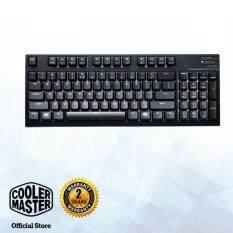 (Special Offer) Cooler Master MasterKeys Pro M LED Cherry MX Red Mechanical Keyboard (TK Layout / 92 Keys) Malaysia