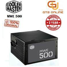 Cooler Master Mwe 500 Psu (80 Plus 230v Eu Certified) By Good Tech.