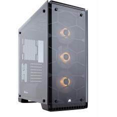 # CORSAIR Crystal Series 570X RGB ATX Mid-Tower Case # Malaysia