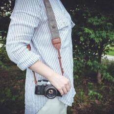 Cotton Soft Universal Camera Shoulder Neck Strap For Slr Dslr Camera 120cm Strap By Jomoo Store.