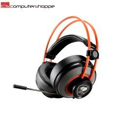Cougar Immersa High Quality Stereo Sound Gaming Headset By Cs Computershoppe.