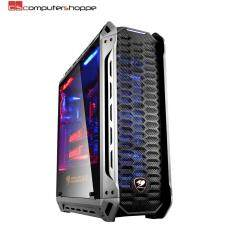 Cougar PANZER Transparent Fortress Mid Tower Gaming Chassis Malaysia