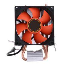CPU Cooler Double Heatpipe Radiator for Intel LGA775/1155/1156 AMD/AM2/AM2+/AM3 Malaysia