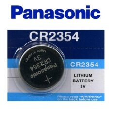CR2354 GENUINE Panasonic Lithium Battery 3V (Japan) Malaysia