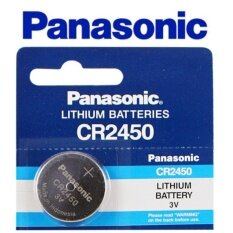 CR2450 GENUINE Panasonic Lithium Battery 3V (Indonesia) Malaysia