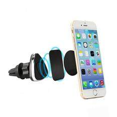 Cradle-less Car Mount K&F Concept Cell Phone Holder for Car Universal Air Vent Clip Manganic Car Mount, for iPhone / Android