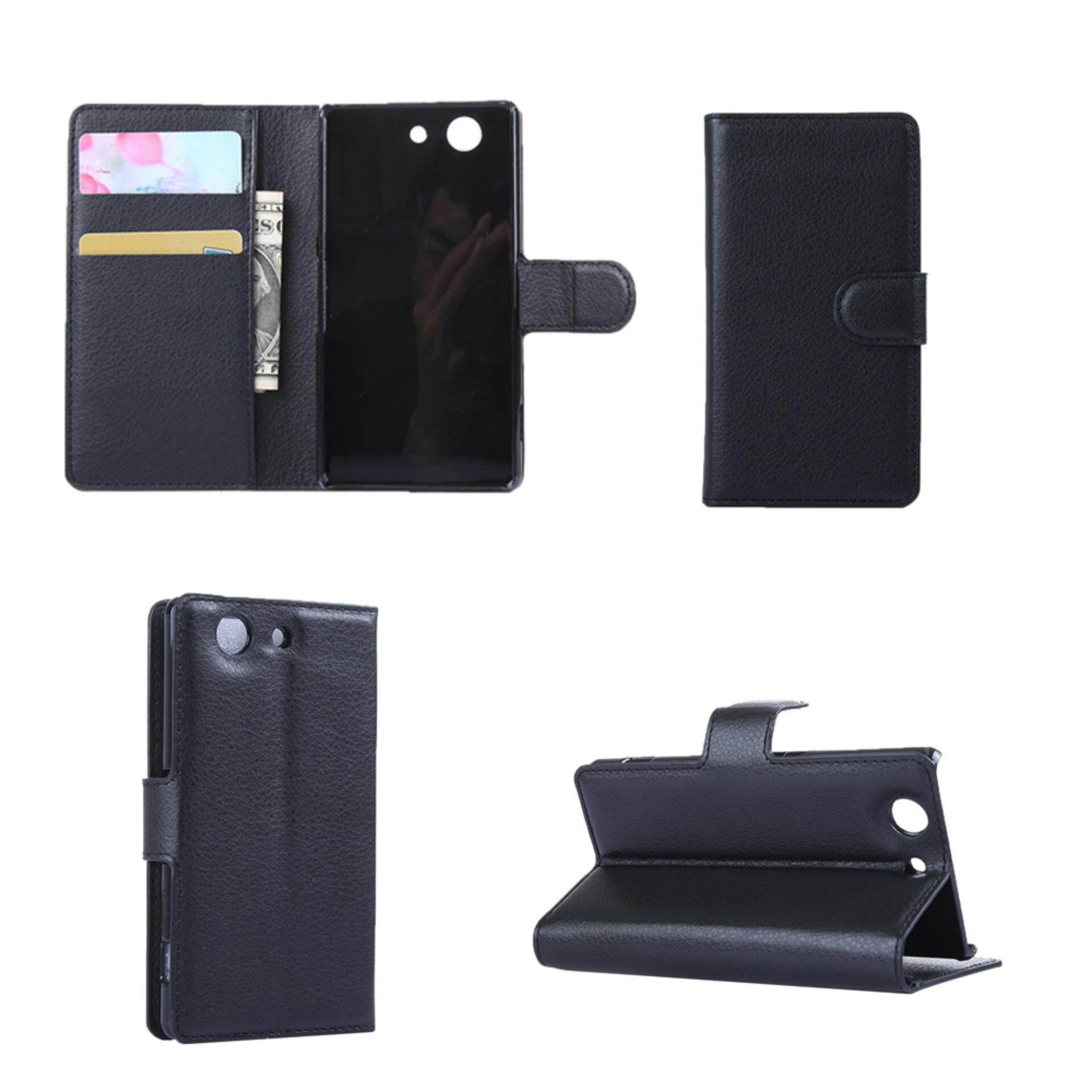 For Samsung Galaxy S7 edge Case Luxury Slim Leather Magnetic Flip Stand Card Slot Wallet Case