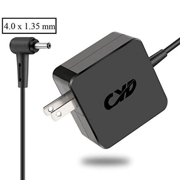 Cyd 33w 19v 1.75a powerfast-laptop-charger for asus c300ma x200ca x200ma x200la x201e x202 x202e adp-33aw a exa1206uh exa1206eh flip q302l q503u q503ua q504u q504ua e402ma t300l,8.2ft power-ac-adapter - intl