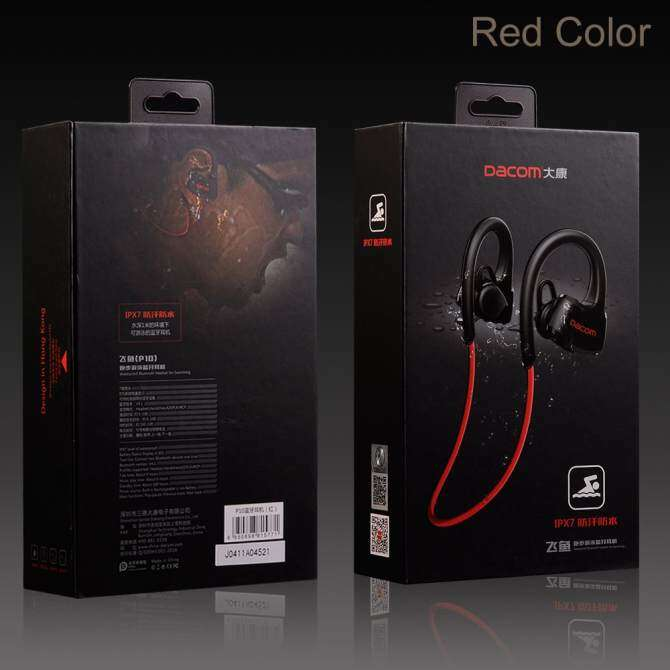 f4615ec6bcc Dacom P10 MP3 Player phone headset stereo sport wireless bluetooth earphones  headphone with memory Apt-