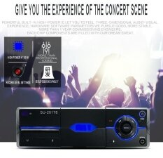 Dc 12v Bluetooth In-Dash Car Mp3 Mp5 Player Fm Radio Stereo Aux Audio Input By Brisky.