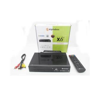 MEMBELI-BELAH DECODER ALPHABOX X6+ DIGITAL MYTV SATELLITE