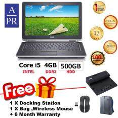 Dell E6430 Laptop Notebook  Corei5  ,4GB ,500GB,Win 7 ,14 ( Factory Refurbished ) Super Deal Malaysia