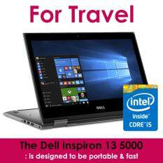 Dell Inspiron 13 5000 2-in-1 Laptop - 13.3 Touch Display - 8th Gen Intel Core i5-8250U - 8GB Memory - 1 TB Hard Drive - Theoretical Gray (i5379-5043GRY-PUS) Malaysia