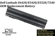 Dell Inspiron 14R 7420 Battery /Dell E5420 Battery /Dell E6420 Battery Malaysia