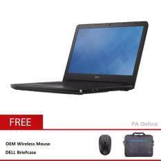 Dell Inspiron 15 3567-00412G/Intel CORE I3-6006U/4GB/1TB/15.6/Win 10/1 Year Onsite Malaysia