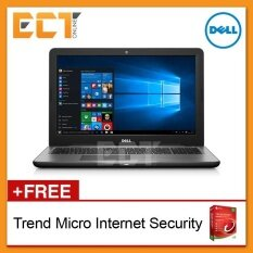 Dell Inspiron 15-5565 Notebook (AMD A9-9400 3.20Ghz,1TB,8GB,AMD R5 APU,15.6,W10) - Black Malaysia