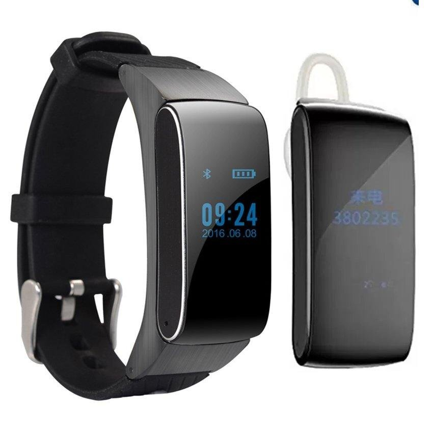 DF22 Business & Sports Pedometer Intelligent Bluetooth BraceletHigh-Fidelity Digital Audio Earphone For IOS And