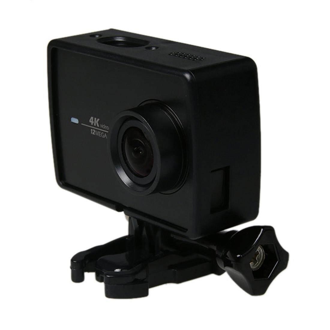 Digital Bingkai Kamera Mount Cangkang Pelindung dengan Gesper Dasar Gunung & Sekrup untuk Xiaomi Xiaoyi II 4 K/Xiaoyi II- internasional