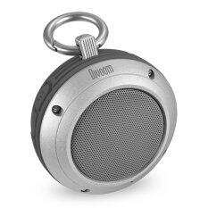 DIVOOM VOOMBOX TRAVEL WIRELESS BLUETOOTH 4.0 SPEAKER (silver) Malaysia
