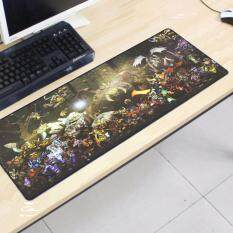 Dota2 80 x 30 x 0.2cm DT20 -16-2 Gaming Mat Non-slip Anti Fray Stitching High Quality Beautiful Mouse Pad Malaysia